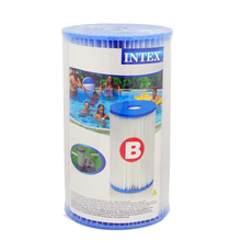 INTEX Original 29005 Swimming Pool Replacement Filter Cartridges 2pcs Type B