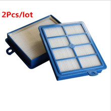 2PCS/Pack fit for PHILIPS FC8204 FC8060 FC9150-FC9199 FC9071 FC8038 STARTER KIT Proformer pro FILTER S-filter HEPA 12 HEPA 13(China)