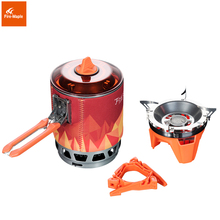 Fire Maple Personal Cooking System Outdoor Hiking Camping Equipment Oven One-Piece Portable Gas Stove Burner 0.8L 600g FMS-X3