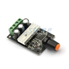 PWM DC 6V 12V 24V 28V 3A Motor Speed Control New Switch Controller #S018Y# High Quality