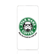 13232 star wars coffee logo cell phone Cover Case BQ Aquaris M5 ZUK Z1 FOR GOOGLE nexus 6 - ShenZhen DYT Co.,Ltd store