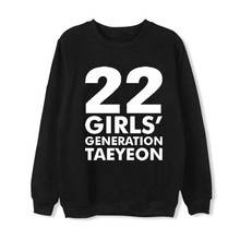 Buy ONGSEONG Kpop Girls Generation 10th Anniversary Album Thin Hoodie Loose Hoodies Clothes Pullover Printed Long Sleeve Sweatshirts for $12.59 in AliExpress store