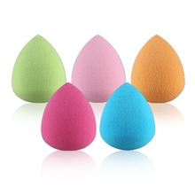 MAANGE 5pcs/Lot Makeup Sponge Water Droplets Gourd Shape Beauty Flawless Sponge Blender Foundation Puff Powder for Face Coverup(China)