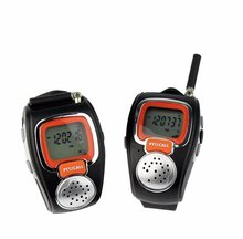 2 PCS Rd-008b Portable Digital Walkie Talkie Two-way Radio Watch for Outdoor Sport Hiking 462mhz