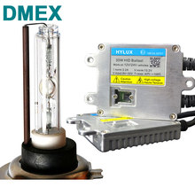 DMEX 12V 24V 35W AC Fast Start D2H HID Kit Xenon HID Kit 4300K 5000K 6000K 8000K with Hylux A2088 Ballast & Cnlight Xenon Lamps(China)