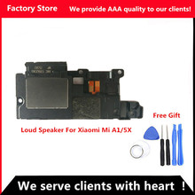Q&Y QYJOY AAA Quality Loud Speaker Assembly For Xiaomi Mi A1/5X Loud Speaker Sound Buzzer Ringer Replacement Phone Parts(China)