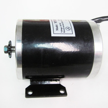 Brush Motor 36V 800W High-speed Motor for Electric Tricycle Scooter(China)
