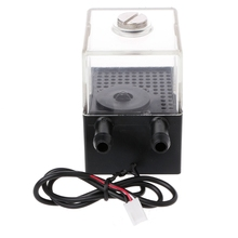 Computer Mute Water Pump SC-300T 12V DC ultra-quiet Water pump Tank for pc CPU Liquid Cooling computer System(China)