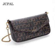 Free shipping DHL fashion women's High Quality pochette bag monogram canvas FELICIE handbag small shoulder chain bag(China)