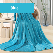 Super Soft Mink Cashmere Blanket New 2016 Brand High Quality Home Blanket Soft Thicken Sky Star Comfortable Blanket