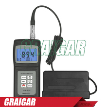 Gloss meter GM-026 suitable for low light environment,widely used in Floor maintenance, Surface cleaning quality control