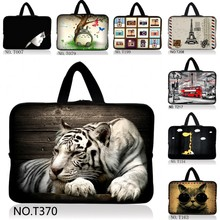"17"" Cool Design Laptop Soft Sleeve Bag Case+Hide Handle For 17""inch Dell Alienware m17x(China)"