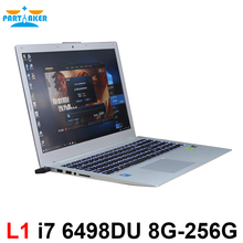 Partaker Latest L1 15.6 Inch I7 6498DU  2G Discrete Graphics Laptop Computer