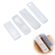 TV Air Condition Remote Controller Silicone Protector Case Cover Skin Dust Waterproof Pouch Bags Organizer(China)