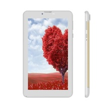 ibowin 7Inch 1280x800 IPS 1G RAM 8G ROM MediaTek Quad core 3G Phone 2SIM Card Tablet PC 3G WCDMA 2G GSM GPS WIFI Bluetooth(China)