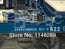 HOT IN RUSSIIA Free Shipping  DA0R22MB6D0 REV : D laptop Motherboard for HP Pavilion G4  G6  G7 Notebook PC 638854-001