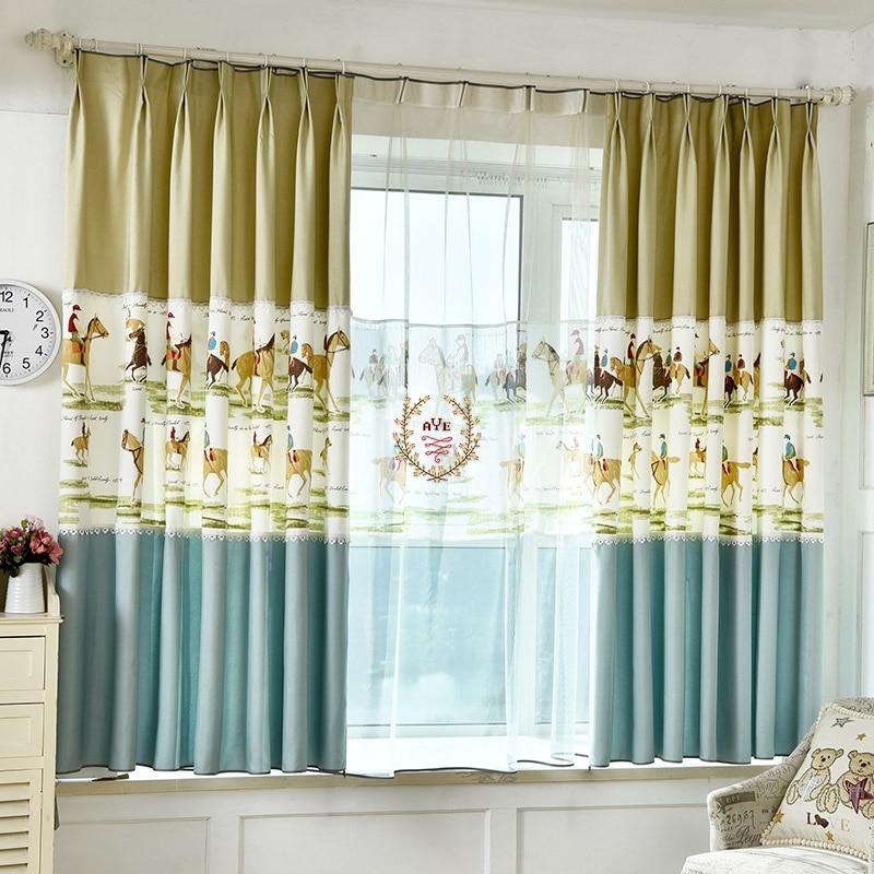 Cheap yellow curtains 2