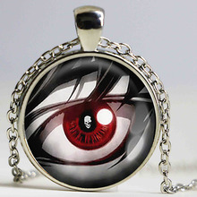 Death Note Anime DIY Glass Cabochon Cameo Handmade Pendant Fashion Jewelry Accessories