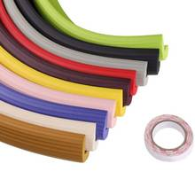1 Pc Baby Stripe Anti-collision Article Baby Safety Protection Cover Table Edge Furniture Guard Strip(China)