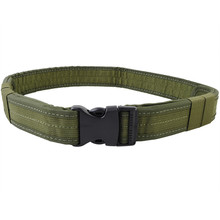 Unisex 600D 1.5 Inch Military Nylon Belt with Plastic Buckle Men Woman Load Bearing Combat Duty Web Belt Durable Tactical Belt