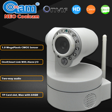 Buy NEO Coolcam 720P HD Wifi IP Camera Wireless Home Security Onvif P2P Surveillance Camera IR-Cut Night Vision CCTV Indoor Camera for $60.98 in AliExpress store