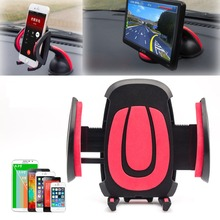 New Arrival Universal 360 degree rotating Car Windscreen Holder Dashboard Mount Stand For Cell Phone GPS(China)