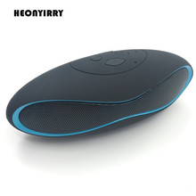 Wireless Bluetooth Speakers Mini Handfree Speaker FM Radio Strong Heavy Bass Speaker Portable Audio Player Support TF Card