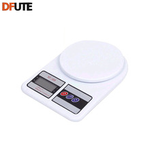 Buy DFUTE Kitchen 5000g/1g 5kg Food Diet Postal Kitchen Digital Scale balance Measuring weighing scales LED electronic scales for $15.97 in AliExpress store