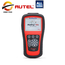AUTEL MaxiDiag Elite MD802 Full system + DS model MD 802 PRO (MD701+MD702+MD703+MD704) auto code reader 100% original DHL free(China)