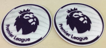 2 pcs Top quality 16 17 EPL Premier League patches white soccer patch for leicester city 2016-2017 season game soccer Badges