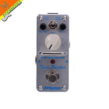 AROMA ATP-3 TUBE PUSHER Valve Combo Simulator Guitar Effects Pedal Booster and Normal 2 Models True Bypass Free Shipping(China)