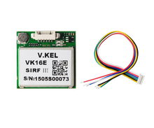 VK16E GMOUSE GPS Module SIRF3 Chip GPS Module w/Ceramic Antenna TTL Level 9600 Baud Rate(China)