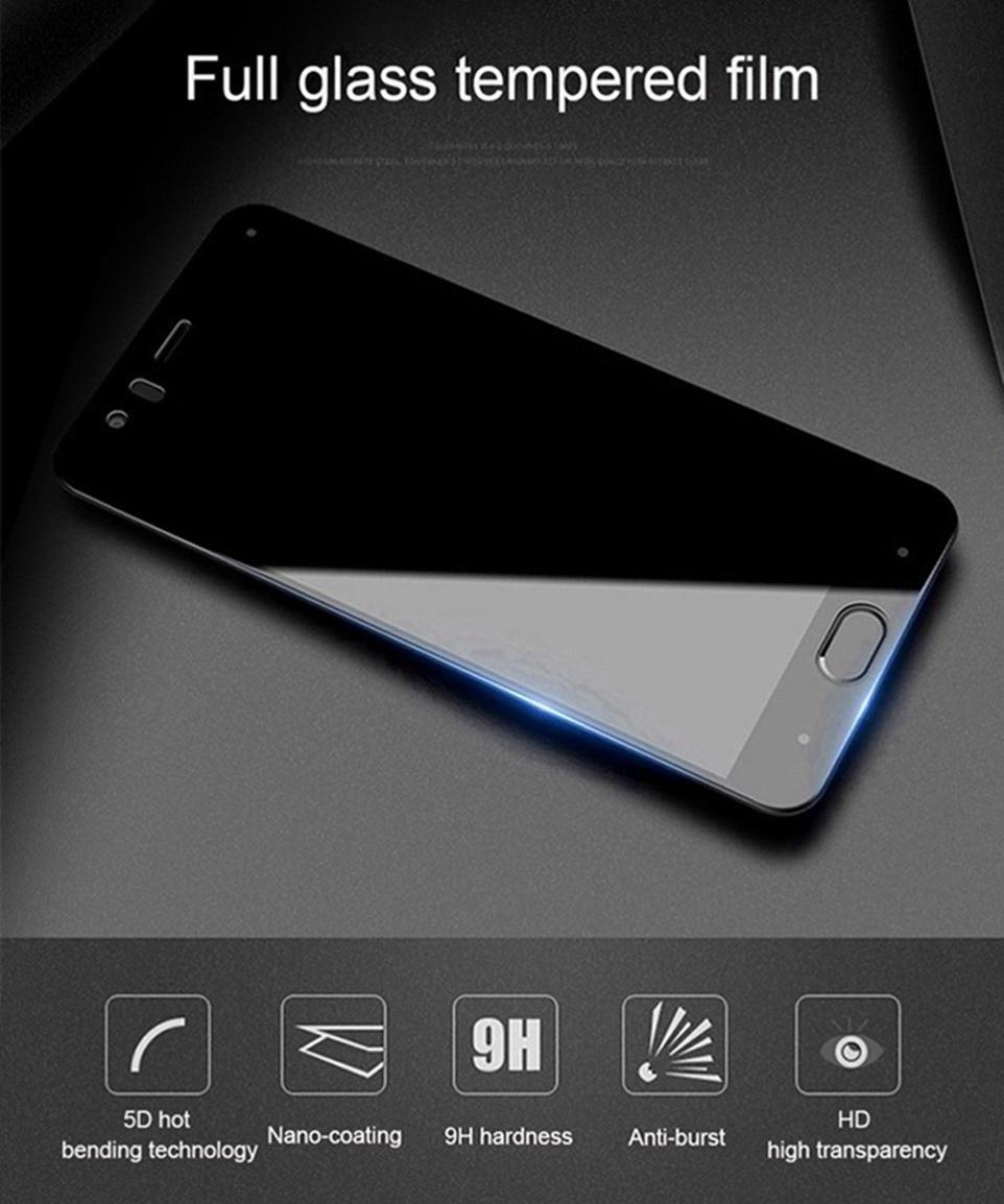 WhaY 5D Glass For Xiaomi Redmi 5 Plus Glass Screen Protector Full Cover Xiomi Xiami Redmi 5Plus Tempered Glasses Protective Film (3)