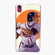 346QAO anthros kim nguyen Baseball tiger Transparent Hard for Lenovo S850 S850T S60 S90 A563/A358T A328 A328T Case Cover