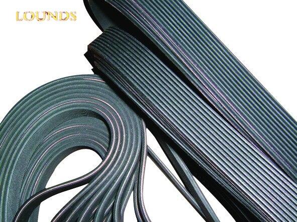 Wholesale Ribbed Belt PL  470PL 480PL 490PL 510PL 520PL 525PL 540PL 550PL Rubber Transmission Belt Vehicle Industrial Agricultur<br>