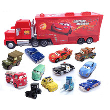Different Styles Diecast McQueen Disney Pixar Cars Series Metal Toy Car 1:55 Loose Racing Alloy Model Toy for Collection Gift