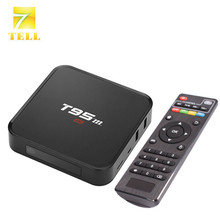 T95M Amlogic S905X 1G 8G Quad Core 64Bit Android 6.0 Smart TV Box 4K HD Media Player Built in 2.4G WiFi HDMI Output Set Top Box