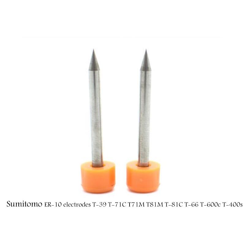 Original Sumitomo Electrode ER-10 for Type-39//66//25E Type-71C Fusion Splicer