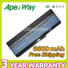 Apexway Laptop Battery For Acer Aspire 3030 3050 3200 3600 3610 3680 5030 5050 5500 5550 5570 5580 5600 9420 2400 2480 3270