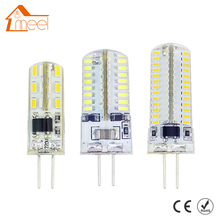 LED G4 Lamp DC AC 220V 12V 3W 4W 5W 6W 7W 9W 10W LED Lamp G4 SMD 3014 Replace 10w 30w Halogen Light 360 Beam Angle Lampada