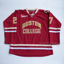 Kowell Boston College 27 Graham McPhee Stitched Hockey Jersey(China)