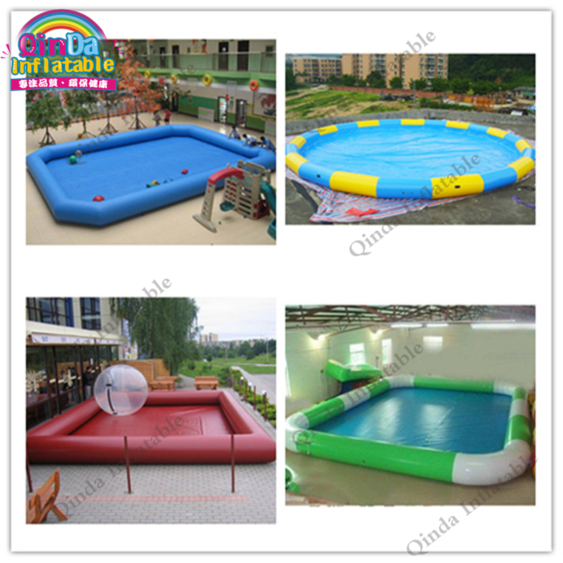 above ground inflatable swimming pool132