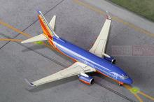 GJSWA1357 GeminiJets USA Southwest Airlines 1:400 B737-700WL commercial jetliners plane model hobby(China)