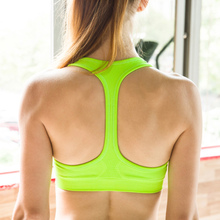 BESGO Hot Sexy Backless Yoga Shirt Padded Seamlessly Women Sports Bra Wireless Quick Dry Tank Tops For Running Fitness Gym Bras(China)
