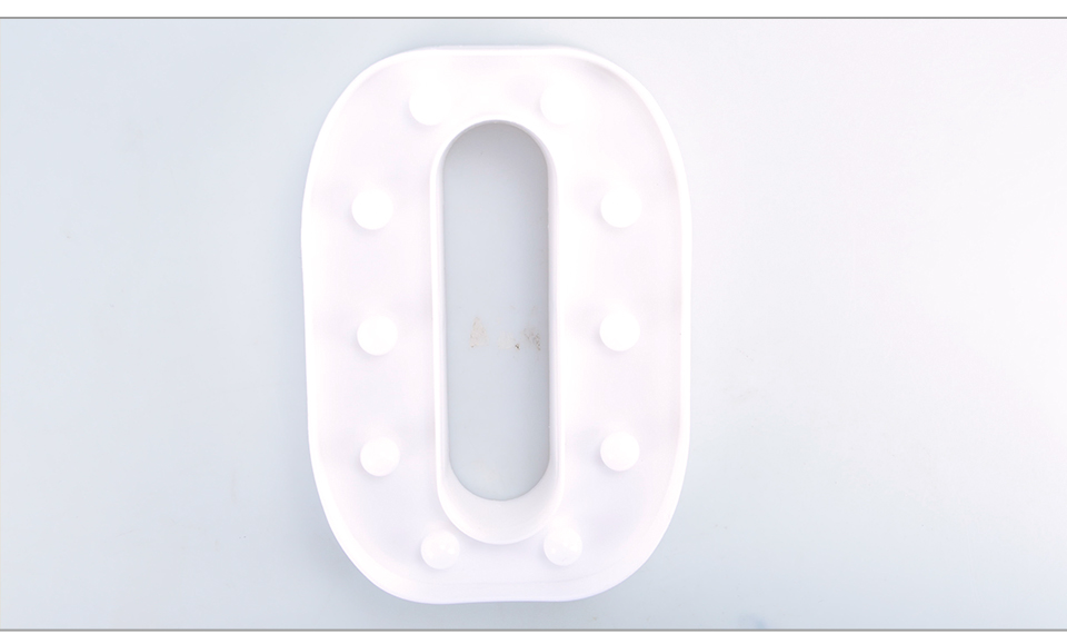 LED Night Light 3D Letters (12)