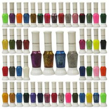 75 colors / purchase notes color Two-way Nail Polish Pen Brush Varnish Polish Nail Art Design Drawing Set for HZ0090
