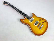 EVH wolfgang electric guitar standard size good quality AAA grade flamed maple top Guitarra Free Shipping(China)