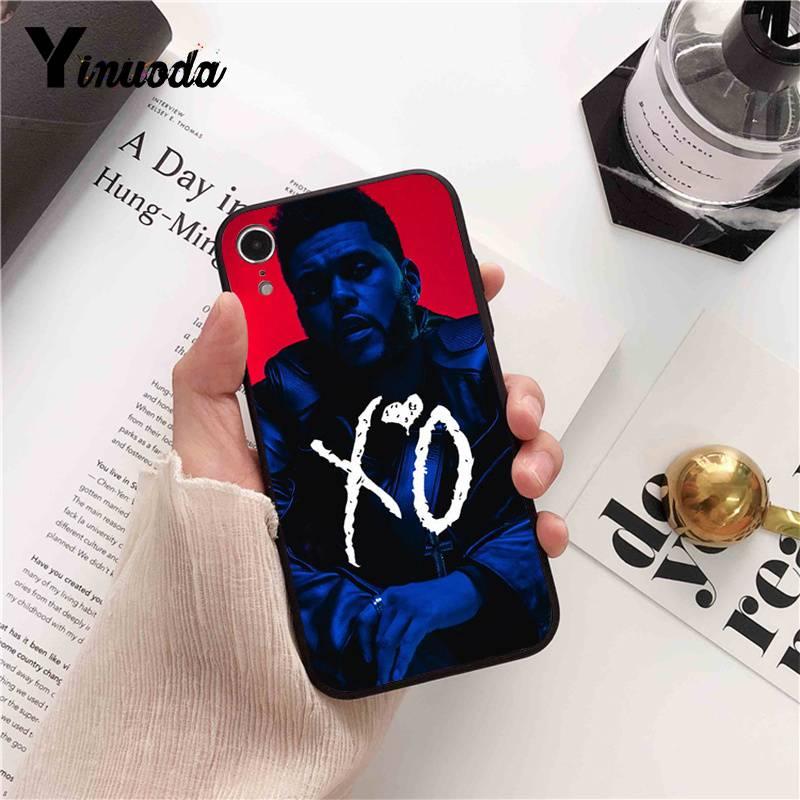 2018 New The Weeknd Starboy Pop Singer