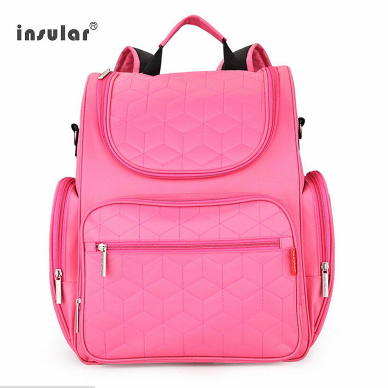 Baby Diaper Backpack Nappy Mummy Bag Multifunctional Changing Bags Organizer Mum Maternity Nappy Bags Baby Travel stroller Bag<br><br>Aliexpress