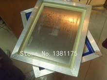 Aluminium Framed Stainless Steel Laser Stencils for PCB Board Soldering PCB Assembly SMT with High Accuracy Stencil 018(China)